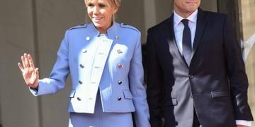 FRANCE – Des Couples Sarkozy à Macron: Ou les femmes qui «font» les Présidents…