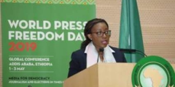 La liberté de la presse est ''essentielle'' pour la facilitation des processus électoraux en Afrique (Vera Songwe)