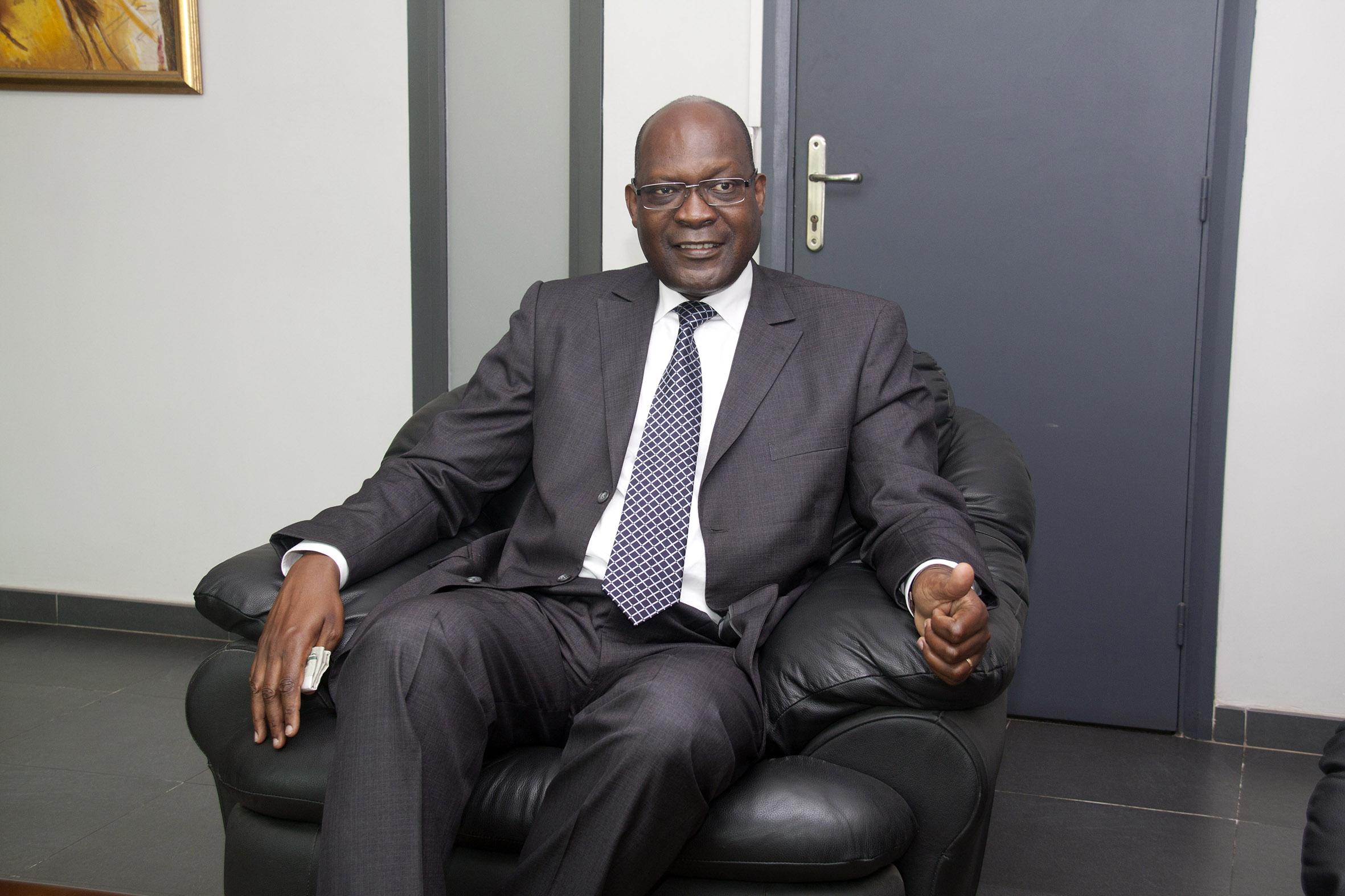 Adama Ndiaye, Président de la FANAF : « Promouvoir un marché consolidé … »