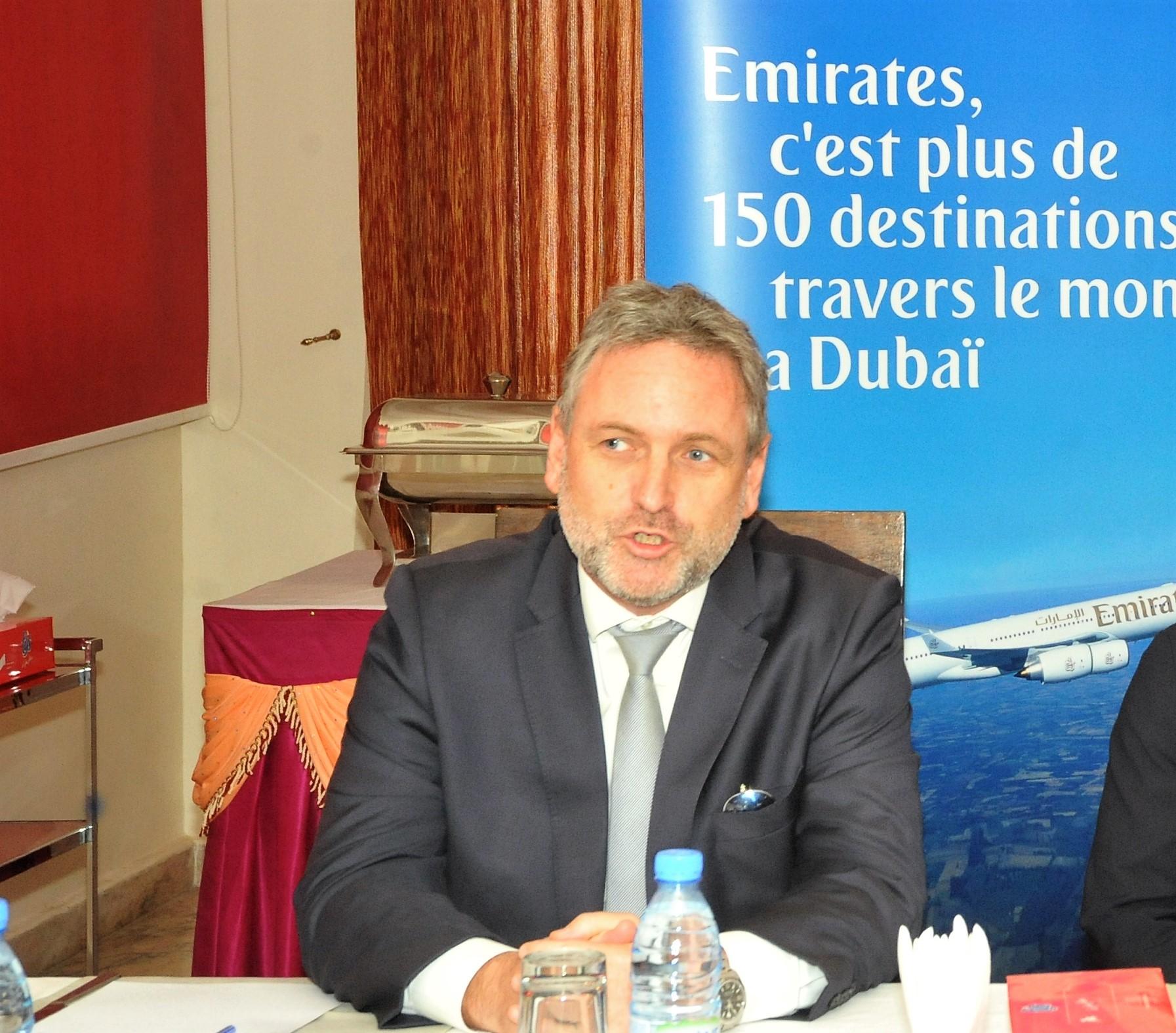 Sénégal- Transport aérien : Emirates enregistre une croissance de plus de 15% de volume passager