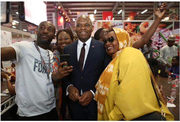 Prix « All Africa Business Leaders » AABLA : Tony Elumelu distingué