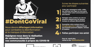 Lettre ouverte: I4policy appelle à l'action collective face au Covid 19