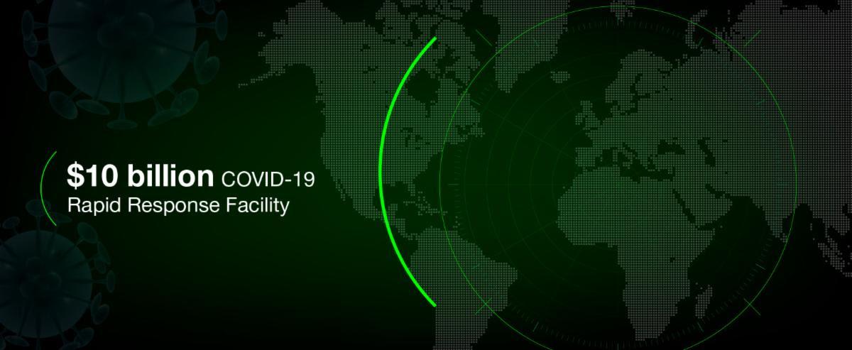 Covid-19 : la BAD crée un fonds doté de 10 milliards de dollars