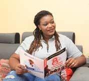Ramatoulaye Diallo : Le besoin gourmand