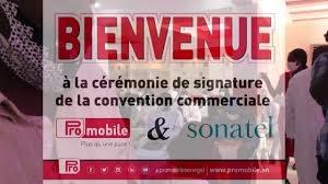 Sirius Télécoms Afrique et Sonatel en partenariat