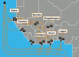 Orange lance Djoliba, le premier backbone panafricain