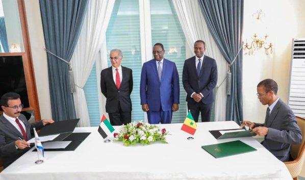 Port de Ndayane : plus de 840 millions de dollars pour la réalisation de la première phase