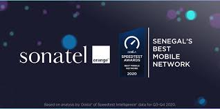 Orange Sénégal remporte les awards Speedtest de OOKLA