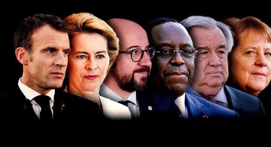 «Monde d'après Covid-19»: la tribune commune de Macky Sall, Macron, Merkel, Guterres…