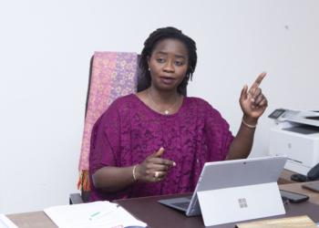 Entretien : Dr Mame Aby Sèye, Directrice Générale 3FPT