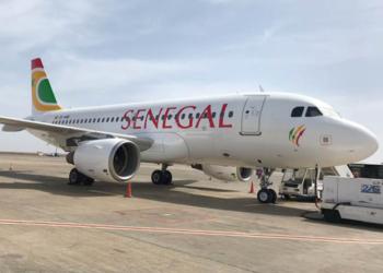 Air Sénégal réceptionne un nouvel avion