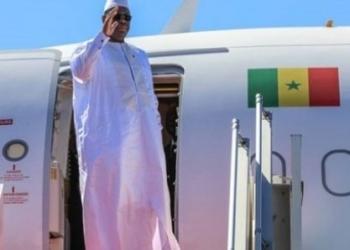 Macky Sall achète un nouvel avion de commandement présidentiel A-320