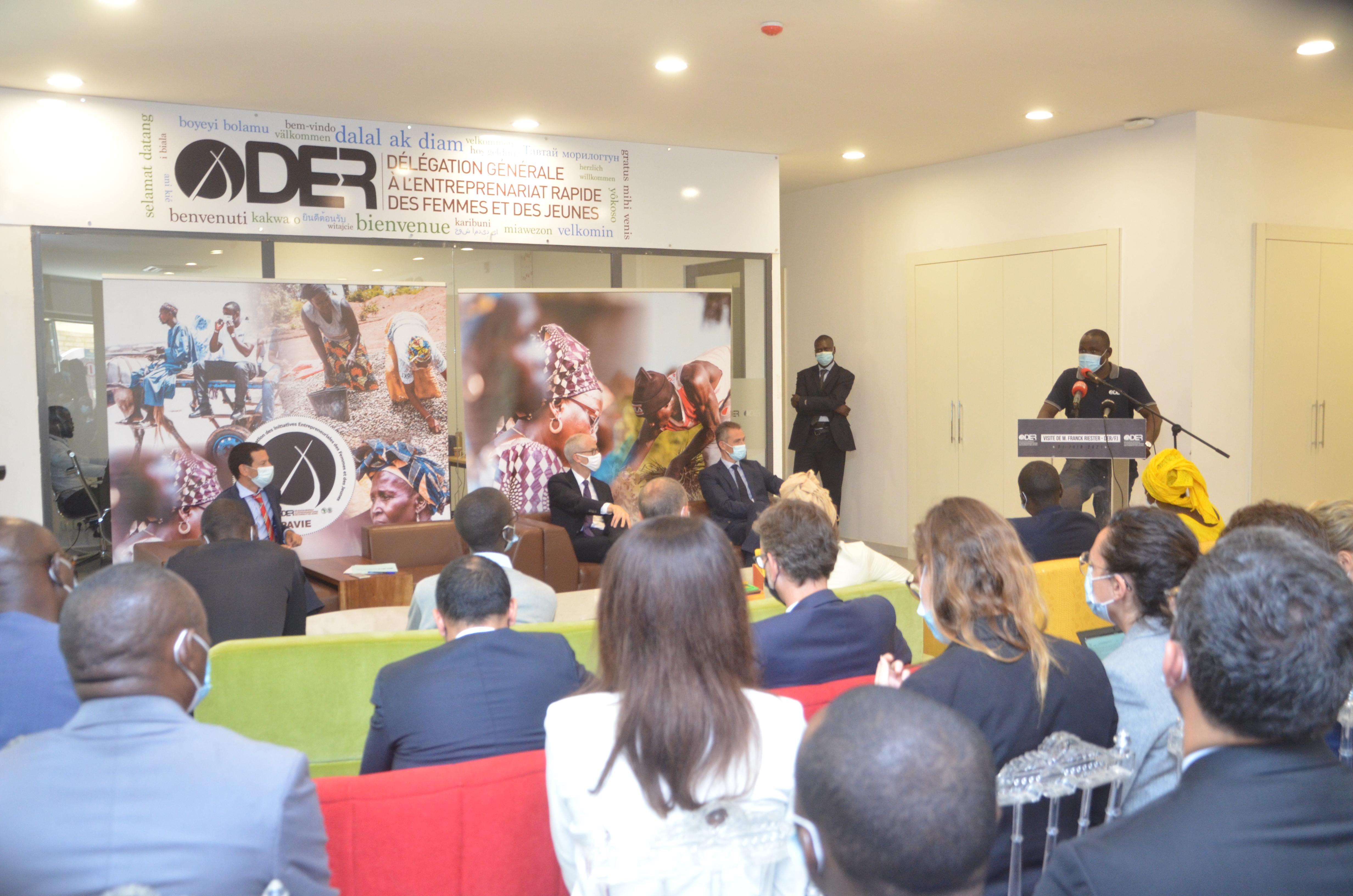 EMPLOI DES JEUNES ET DES FEMMES : la France prête à mieux soutenir la DER et l'entrepreunariat des jeunes