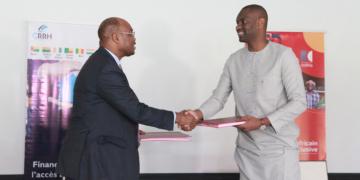 Banque : Cofina et CRRH-UEMOA signent une convention de refinancement de prêts à l'habitat